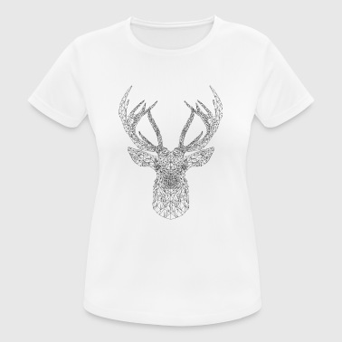 stag - Women's Breathable T-Shirt