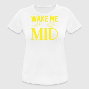 Wake Me At Midnight - T-shirt respirant Femme