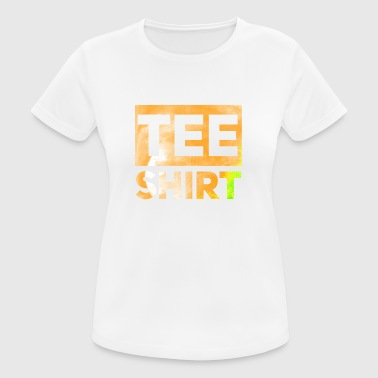 Tee shirt - Women's Breathable T-Shirt