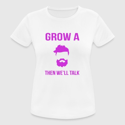 Grow a - Women's Breathable T-Shirt