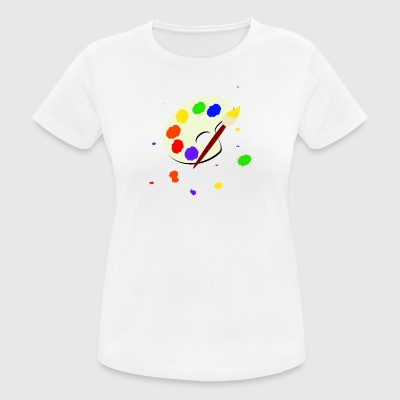 Painting - Women's Breathable T-Shirt