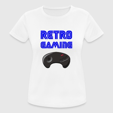RETROGAMING - Women's Breathable T-Shirt