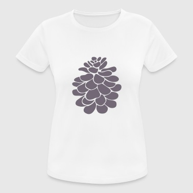colombe pinecone - T-shirt respirant Femme