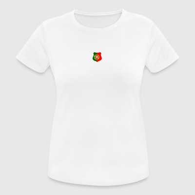 Portugal Football Shirt - Portugal Soccer Jersey - Women's Breathable T-Shirt