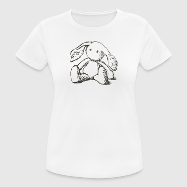 Lonely - Dame T-shirt svedtransporterende