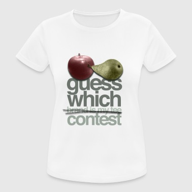 Guess which - Women's Breathable T-Shirt
