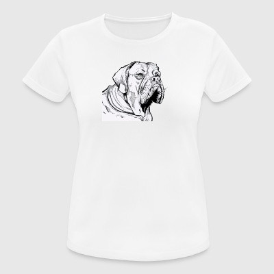 BULDOG - Women's Breathable T-Shirt