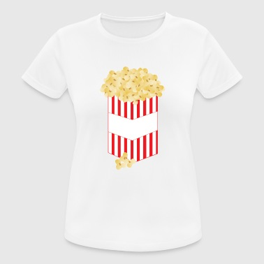 mais corn maize getreide veggie gemuese vegetables - Frauen T-Shirt atmungsaktiv