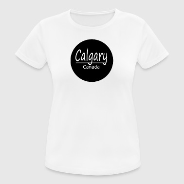 Calgary - Women's Breathable T-Shirt