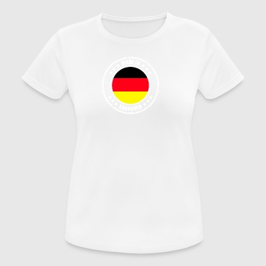 HANNOVER - Women's Breathable T-Shirt