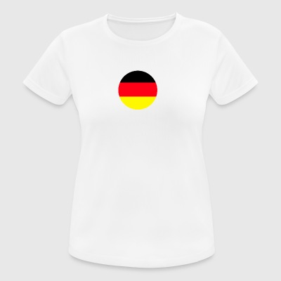 DILLING IN THE DANUBE - Women's Breathable T-Shirt