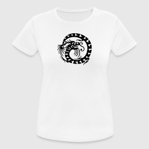Chinese dragon - Women's Breathable T-Shirt