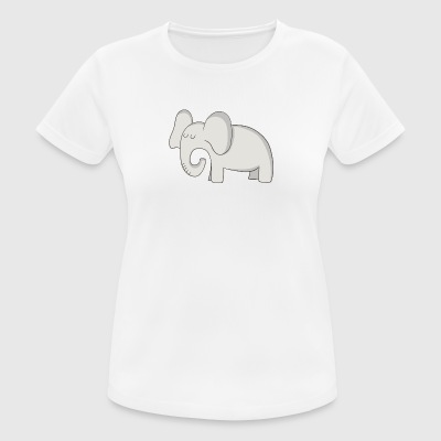 elephant - Women's Breathable T-Shirt