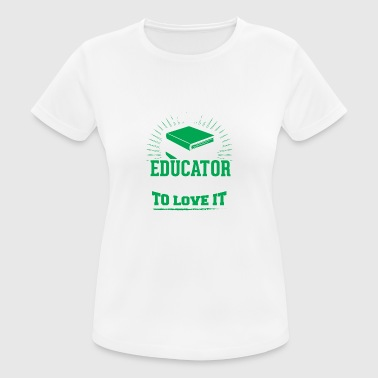 TALENTED educator - Women's Breathable T-Shirt