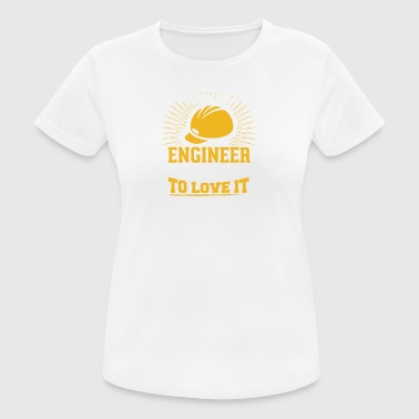 TALENTED engineer - Women's Breathable T-Shirt