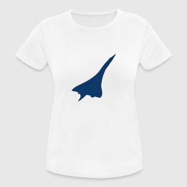 Concorde - Women's Breathable T-Shirt