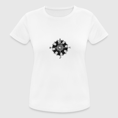 Compass - Women's Breathable T-Shirt