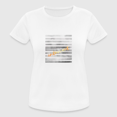 introverti - T-shirt respirant Femme