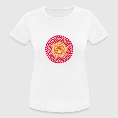 Kyrgyzstan Kyrgyzstan Kyrgyzstan Kyrgyzstan Mandala - Women's Breathable T-Shirt