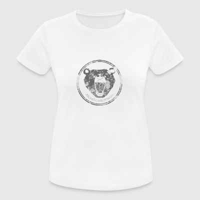 Angry Bear - Women's Breathable T-Shirt