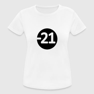 21 blak - Women's Breathable T-Shirt