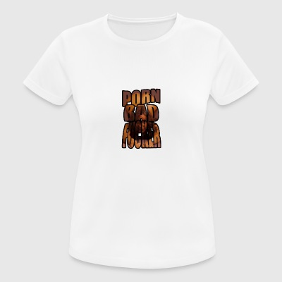 PORN BAD FUCKER 3 - Women's Breathable T-Shirt