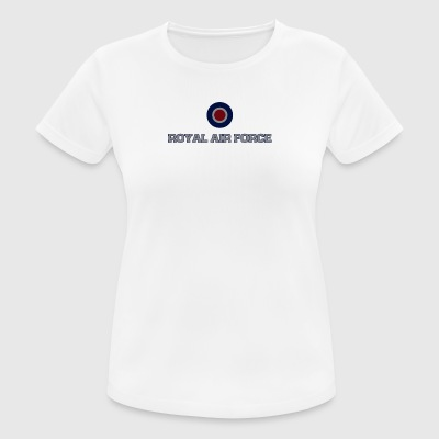 Royal Air Force gedempte - vrouwen T-shirt ademend