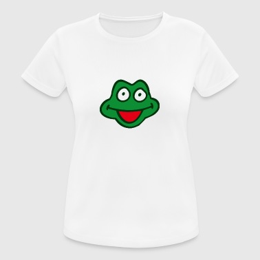 frog - Women's Breathable T-Shirt