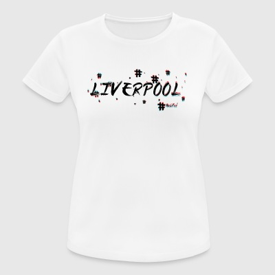 Liverpool #3d - Women's Breathable T-Shirt