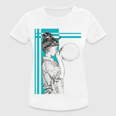 Blowing dreams - Women's Breathable T-Shirt