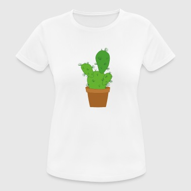 cactus - Women's Breathable T-Shirt