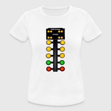dragster racer automotive car racing car4 - Women's Breathable T-Shirt