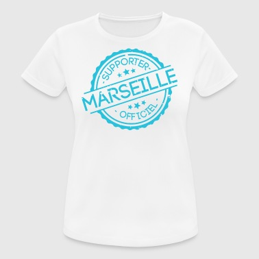 Supporter Marseille - Women's Breathable T-Shirt
