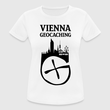Vienna Geocaching - Women's Breathable T-Shirt