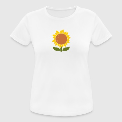 "CryptoFR ""Sunflower"" - Women's Breathable T-Shirt"