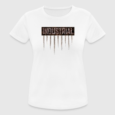 Industrial metal T Shirt - Women's Breathable T-Shirt