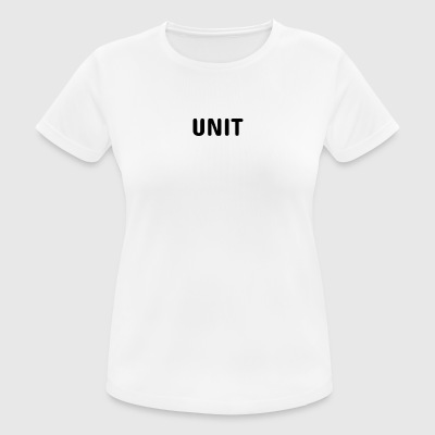UNIT Clothing - Women's Breathable T-Shirt