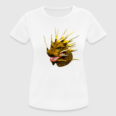 dragon head - Women's Breathable T-Shirt