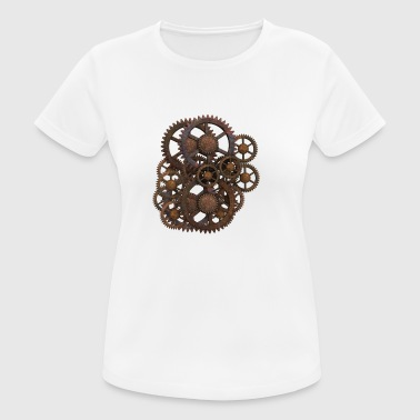 gears - Women's Breathable T-Shirt
