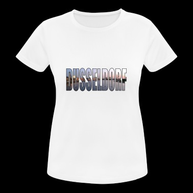 DUSSELDORF Germany - Women's Breathable T-Shirt