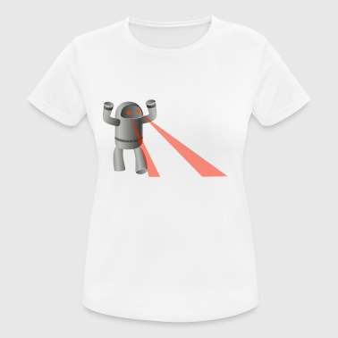 robot - Women's Breathable T-Shirt