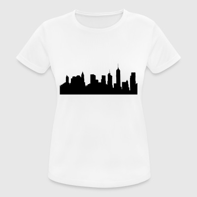 Brooklyn - Andningsaktiv T-shirt dam