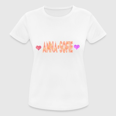 Anna-Sofie - Women's Breathable T-Shirt