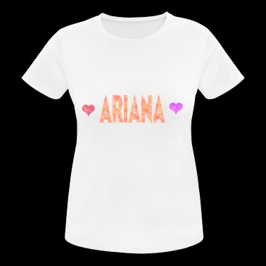 Ariana - Women's Breathable T-Shirt