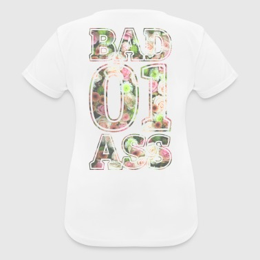 bad ass - Women's Breathable T-Shirt