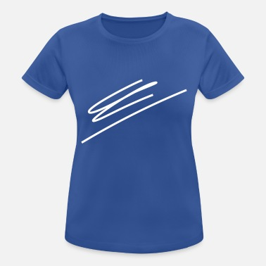 Line Drawing Line drawing - Women's Sport T-Shirt