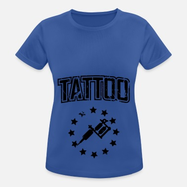 Vintage Tattoo Tattoo Vintage - Women's Breathable T-Shirt