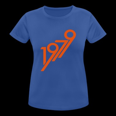1979 future - Women's Breathable T-Shirt