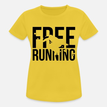 Freerunning freerunning - Sports T-shirt dame