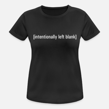 Release intentionally released - Women's Sport T-Shirt